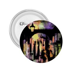 Street Colorful Abstract People 2 25  Buttons