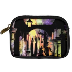 Street Colorful Abstract People Digital Camera Cases