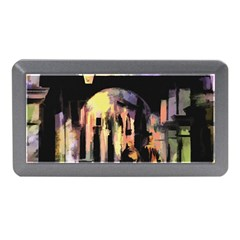 Street Colorful Abstract People Memory Card Reader (mini)