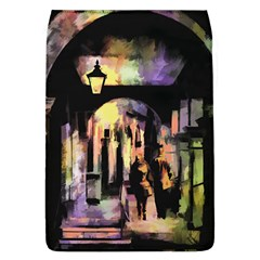 Street Colorful Abstract People Flap Covers (l)