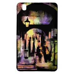 Street Colorful Abstract People Samsung Galaxy Tab Pro 8 4 Hardshell Case