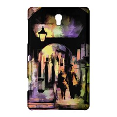 Street Colorful Abstract People Samsung Galaxy Tab S (8 4 ) Hardshell Case