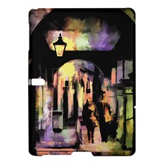 Street Colorful Abstract People Samsung Galaxy Tab S (10 5 ) Hardshell Case