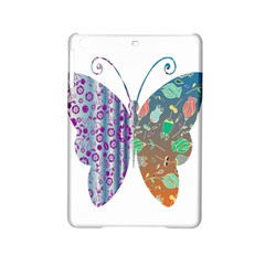 Vintage Style Floral Butterfly Ipad Mini 2 Hardshell Cases