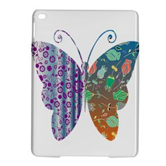 Vintage Style Floral Butterfly Ipad Air 2 Hardshell Cases
