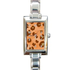 Seamless Tile Background Abstract Rectangle Italian Charm Watch