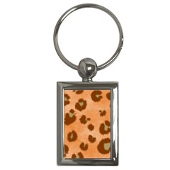 Seamless Tile Background Abstract Key Chains (rectangle)