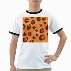 Seamless Tile Background Abstract Ringer T Shirts