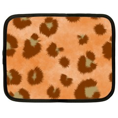 Seamless Tile Background Abstract Netbook Case (xxl)