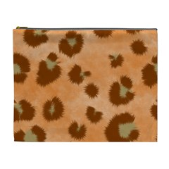 Seamless Tile Background Abstract Cosmetic Bag (xl)