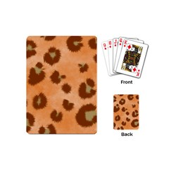 Seamless Tile Background Abstract Playing Cards (Mini)