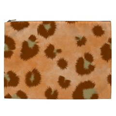 Seamless Tile Background Abstract Cosmetic Bag (xxl)