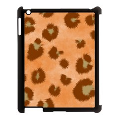 Seamless Tile Background Abstract Apple Ipad 3/4 Case (black)