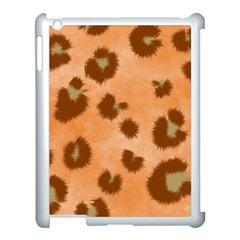 Seamless Tile Background Abstract Apple Ipad 3/4 Case (white)