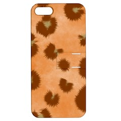 Seamless Tile Background Abstract Apple Iphone 5 Hardshell Case With Stand