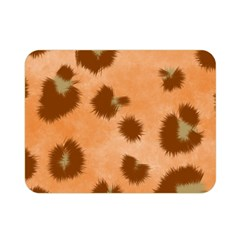 Seamless Tile Background Abstract Double Sided Flano Blanket (mini)