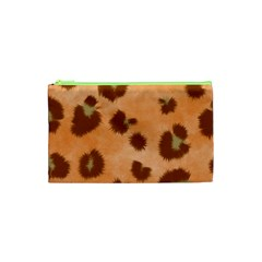 Seamless Tile Background Abstract Cosmetic Bag (XS)