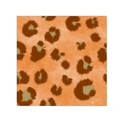 Seamless Tile Background Abstract Small Satin Scarf (square)