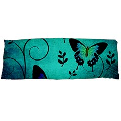 Texture Butterflies Background Body Pillow Case (dakimakura)