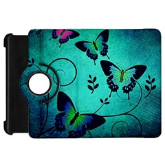 Texture Butterflies Background Kindle Fire Hd 7
