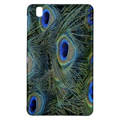 Peacock Feathers Blue Bird Nature Samsung Galaxy Tab Pro 8 4 Hardshell Case