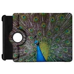 Peacock Feather Beat Rad Blue Kindle Fire Hd 7