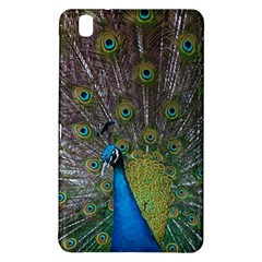 Peacock Feather Beat Rad Blue Samsung Galaxy Tab Pro 8 4 Hardshell Case