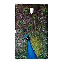 Peacock Feather Beat Rad Blue Samsung Galaxy Tab S (8 4 ) Hardshell Case