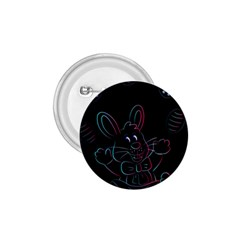 Easter Bunny Hare Rabbit Animal 1 75  Buttons