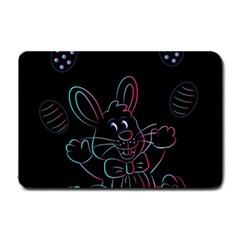 Easter Bunny Hare Rabbit Animal Small Doormat