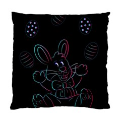 Easter Bunny Hare Rabbit Animal Standard Cushion Case (two Sides)