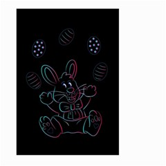 Easter Bunny Hare Rabbit Animal Large Garden Flag (two Sides)