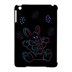 Easter Bunny Hare Rabbit Animal Apple Ipad Mini Hardshell Case (compatible With Smart Cover)