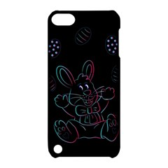 Easter Bunny Hare Rabbit Animal Apple Ipod Touch 5 Hardshell Case With Stand