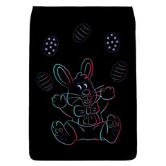 Easter Bunny Hare Rabbit Animal Flap Covers (l)