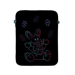 Easter Bunny Hare Rabbit Animal Apple Ipad 2/3/4 Protective Soft Cases