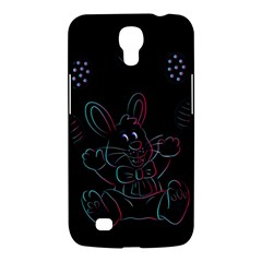 Easter Bunny Hare Rabbit Animal Samsung Galaxy Mega 6 3  I9200 Hardshell Case