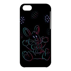 Easter Bunny Hare Rabbit Animal Apple Iphone 5c Hardshell Case