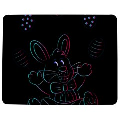 Easter Bunny Hare Rabbit Animal Jigsaw Puzzle Photo Stand (rectangular)