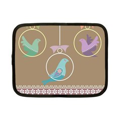Isolated Wallpaper Bird Sweet Fowl Netbook Case (small)