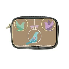 Isolated Wallpaper Bird Sweet Fowl Coin Purse