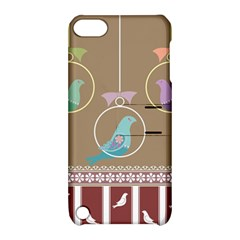 Isolated Wallpaper Bird Sweet Fowl Apple Ipod Touch 5 Hardshell Case With Stand