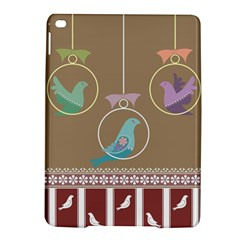 Isolated Wallpaper Bird Sweet Fowl Ipad Air 2 Hardshell Cases