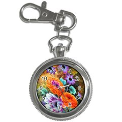 Flowers Artwork Art Digital Art Key Chain Watches