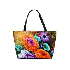 Flowers Artwork Art Digital Art Shoulder Handbags