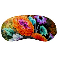 Flowers Artwork Art Digital Art Sleeping Masks