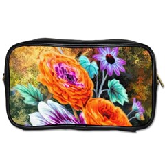 Flowers Artwork Art Digital Art Toiletries Bags