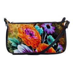 Flowers Artwork Art Digital Art Shoulder Clutch Bags