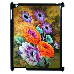 Flowers Artwork Art Digital Art Apple Ipad 2 Case (black)