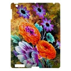 Flowers Artwork Art Digital Art Apple Ipad 3/4 Hardshell Case